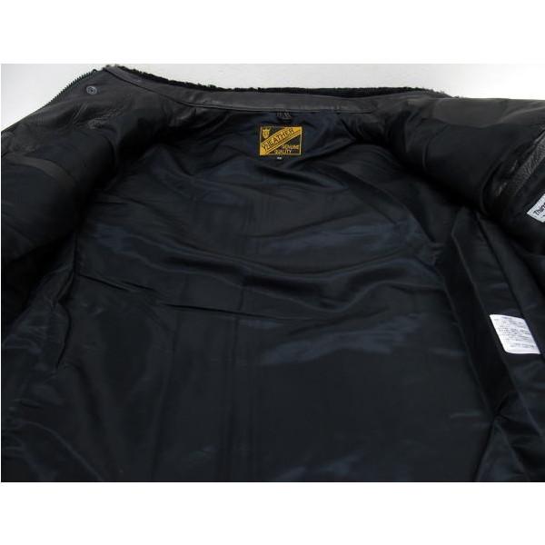 Y'2 Leather [Steer Oil Thinsulate Racing Jacket] 6