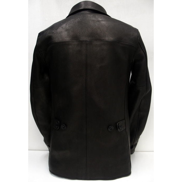 Y'2 Leather [Dear Skin 30's Car Coat] 3