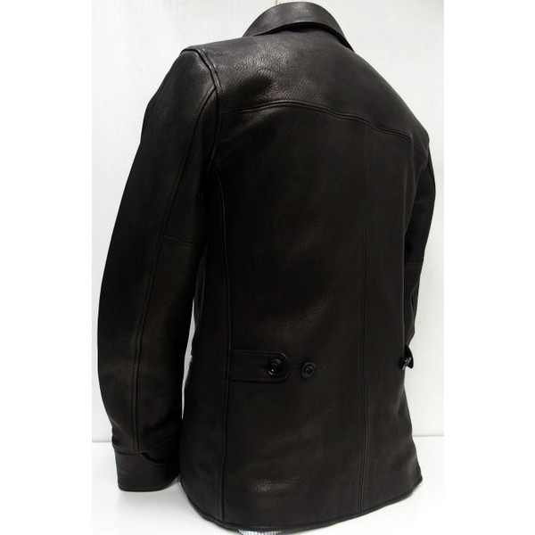 Y'2 Leather [Dear Skin 30's Car Coat] 4