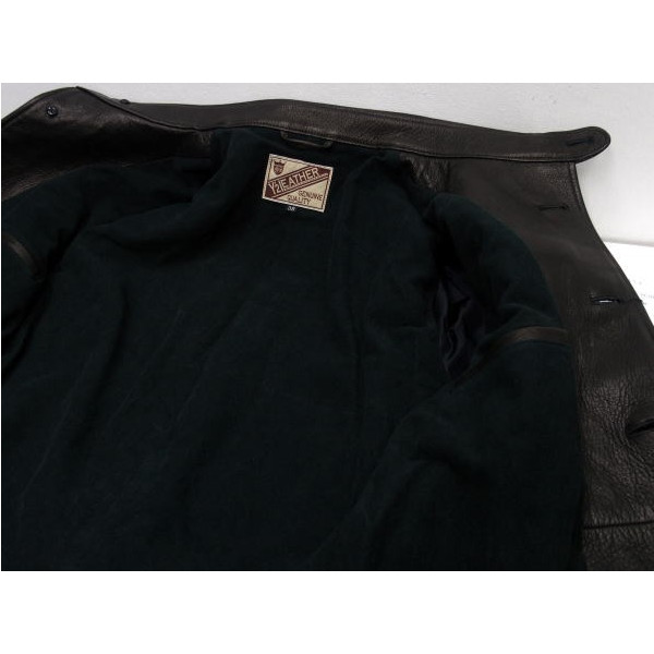 Y'2 Leather [Dear Skin 30's Car Coat] 6