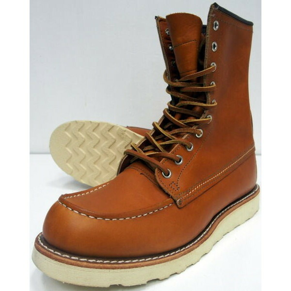 RED WING [Style No, 9850/Irish Setter/Oro Russet-Portage]1