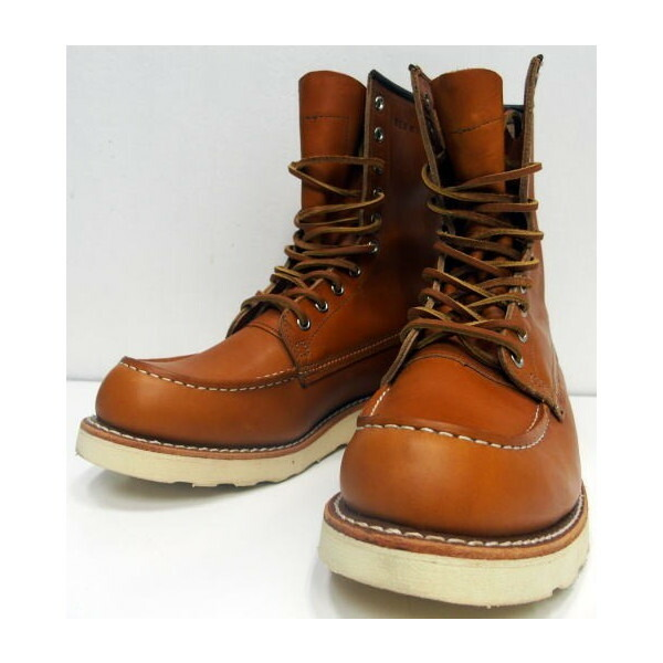 RED WING [Style No, 9850/Irish Setter/Oro Russet-Portage]2
