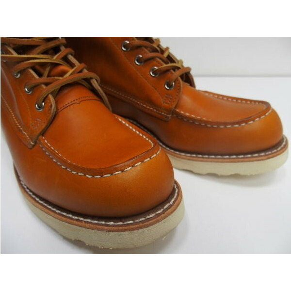 RED WING [Style No, 9850/Irish Setter/Oro Russet-Portage]3