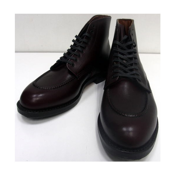 RED WING [Style No, 9091/Girard Boot/Black Cherry]2