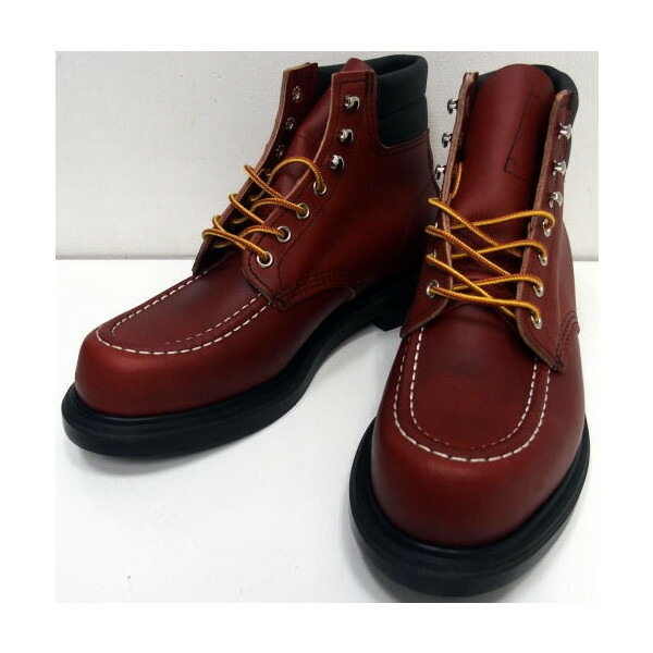 RED WING [Style No, 8804/Super Sole/6