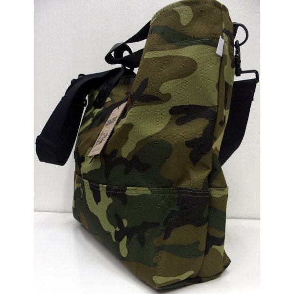 BLK PINE WORKSHOP [Camouflage Nylon Canvas Tote Bag/2-Way] 2