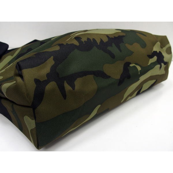 BLK PINE WORKSHOP [Camouflage Nylon Canvas Tote Bag/2-Way] 5
