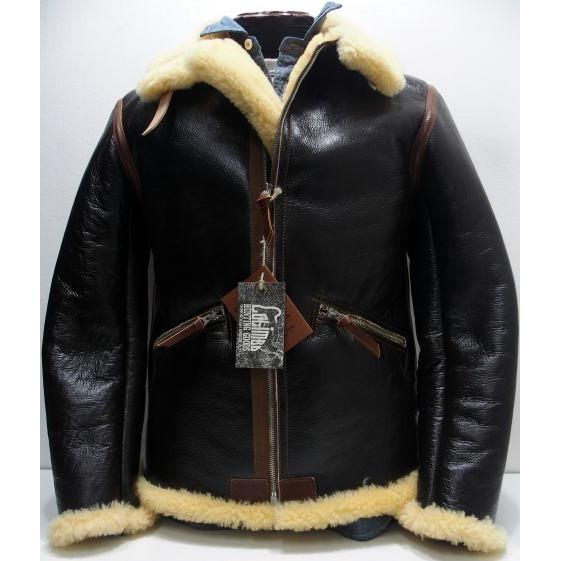 COLIMBO [D-1 Type Mouton Jacket/Monkey's Taxide] 1