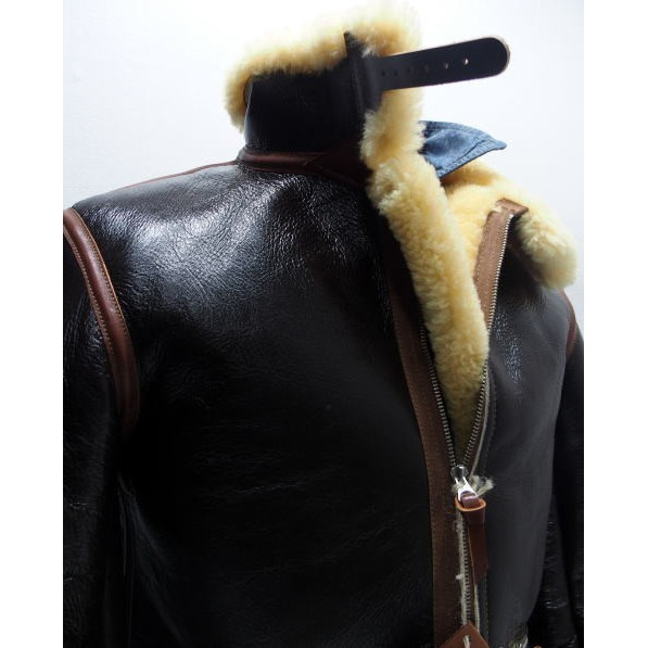 COLIMBO [D-1 Type Mouton Jacket/Monkey's Taxide] 2