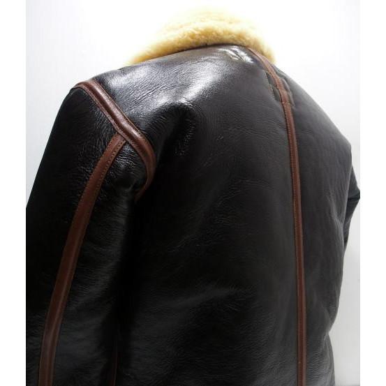 COLIMBO [D-1 Type Mouton Jacket/Monkey's Taxide] 3