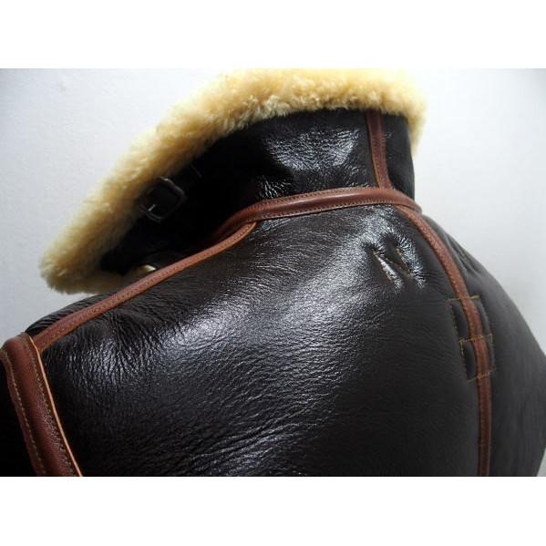 COLIMBO [D-1 Type Mouton Jacket/Monkey's Taxide] 4