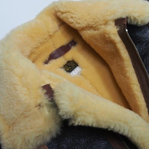COLIMBO [D-1 Type Mouton Jacket/Monkey's Taxide] 7