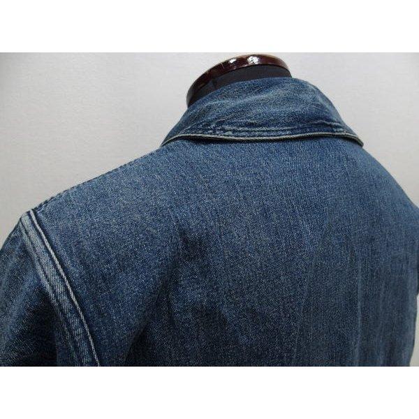 WAREHOUSE [Lot.2141 USN Denim Pullover Jacket] 4