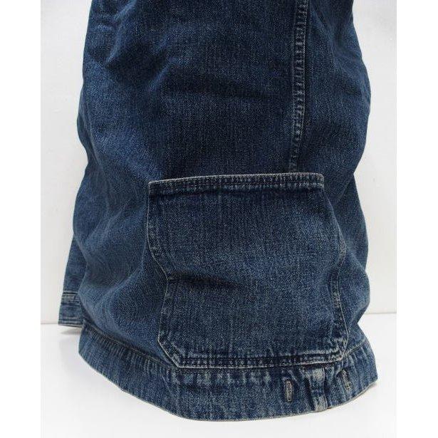 WAREHOUSE [Lot.2141 USN Denim Pullover Jacket] 5