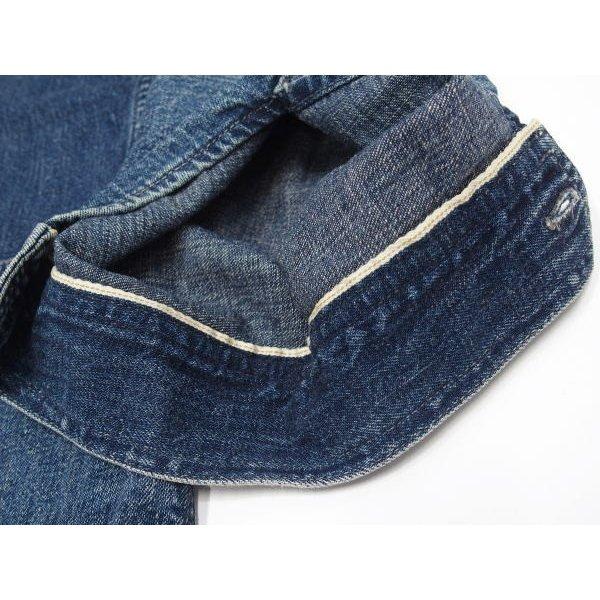 WAREHOUSE [Lot.2141 USN Denim Pullover Jacket] 9
