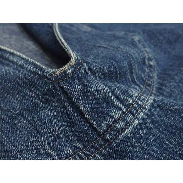 WAREHOUSE [Lot.2141 USN Denim Pullover Jacket] 10