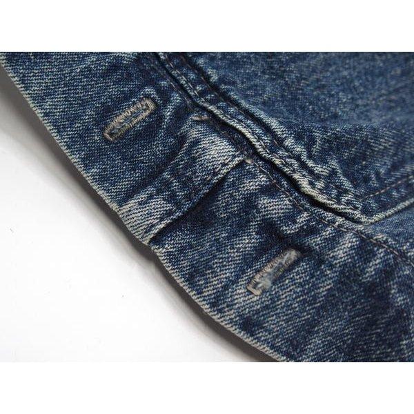 WAREHOUSE [Lot.2141 USN Denim Pullover Jacket] 12