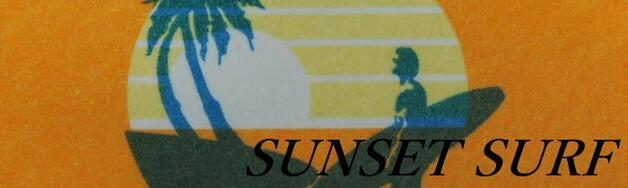 SUNSET SURF(サンセットサーフ)