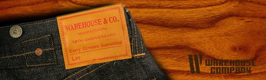 WAREHOUSE Original Vintage Chambray Shirts [Lot.3052] 0
