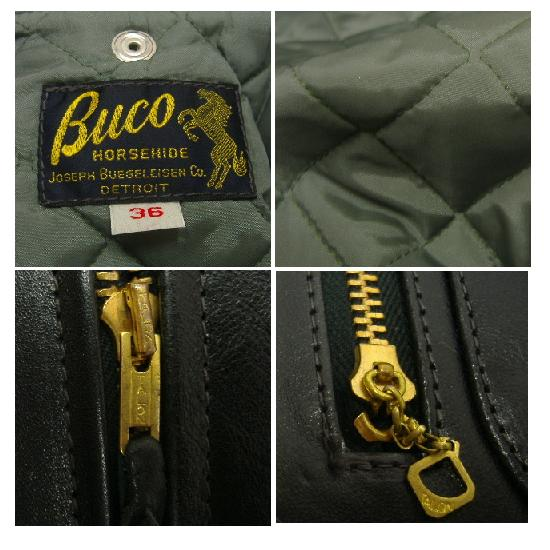 THE REAL McCOY'S(ザ・リアルマッコイズ)BUCO(ブコ)BUCO[J-24 HORSE HIDE JACKET]  3