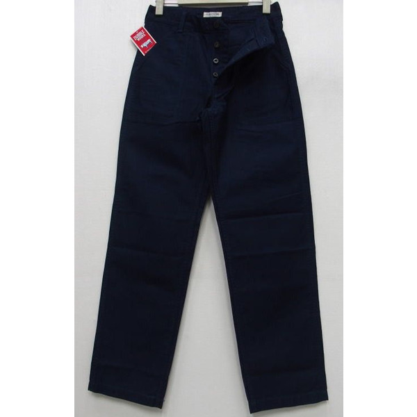 DUBBLE WORKS MILITARY PANTS [Lot.24002/ONE WASH] 1