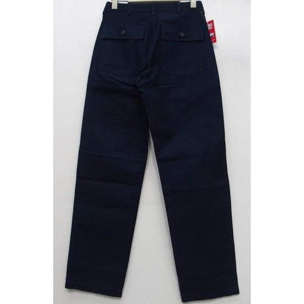 DUBBLE WORKS MILITARY PANTS [Lot.24002/ONE WASH] 2
