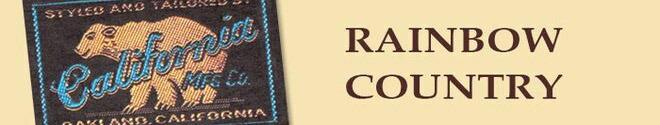 Rainbow Country/レインボーカントリー