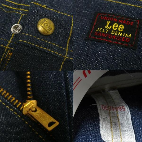 Lee Archive Real Vintage [Dungarees 191z] 7