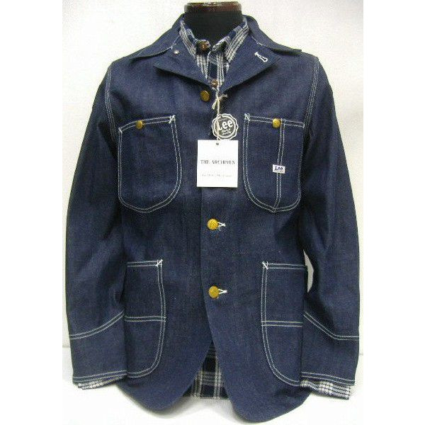 Lee Archive [1940 Coverall Jacket/91J] 1