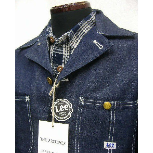 Lee Archive [1940 Coverall Jacket/91J] 2