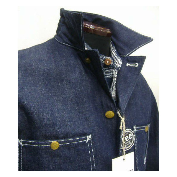 Lee Archive [1940 Coverall Jacket/91J] 3