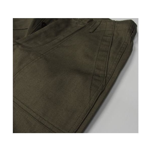 WAREHOUSE [Military Pants/Herringbone Cross Lot.1086] 5