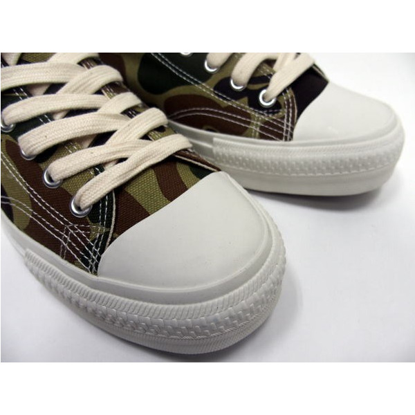 WAREHOUSE [LOW CUT CANVAS SNEAKER/Lot.3300] 2