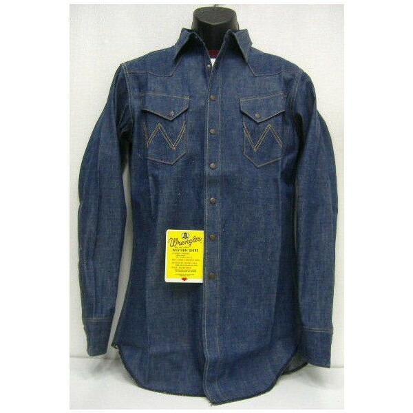 Vintage Wrangler Shirts 54