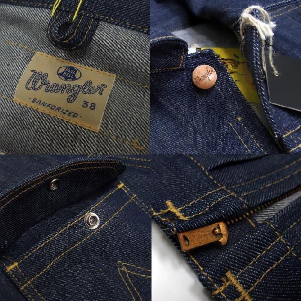 Wrangler Archives Real Vintage [11MJZ Jacket/前期モデル] 7