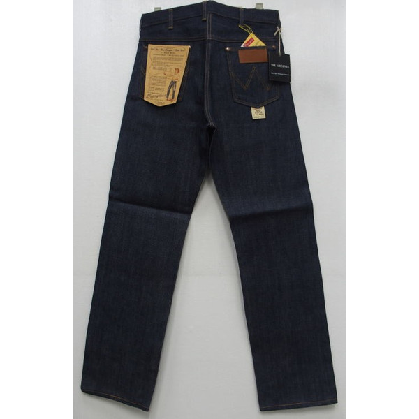 Wrangler Archives Real Vintage[11MW/1948 Model] 1