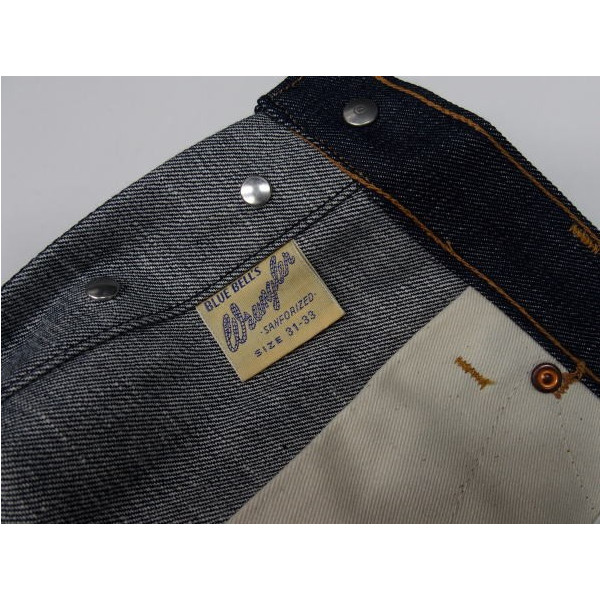 Wrangler Archives Real Vintage[11MW/1948 Model] 6