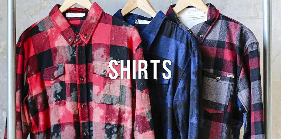 シャツ/長袖シャツ/半袖シャツ/オープンシャツ/ベースボールシャツ/ゲームシャツ/大きいサイズ/キングサイズ/L/LL/3L/4L/5L/6L