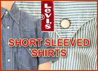 半そでシャツ リーバイス