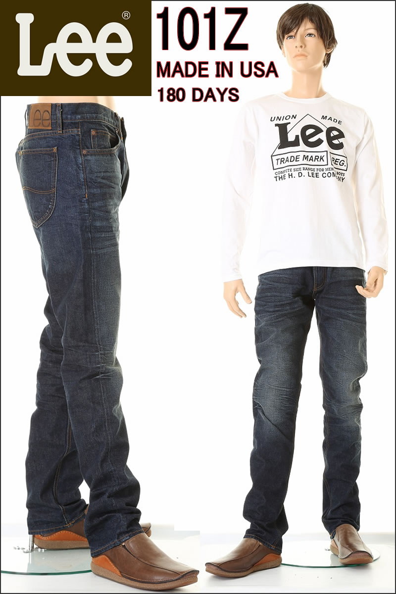 LEE MADE IN USA 101Z リー 101Z 1952年モデル 米国製101 ヴィンテージ 新品 アメリカ製