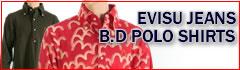 evisu BD polo shirts ボタンダウンポロ