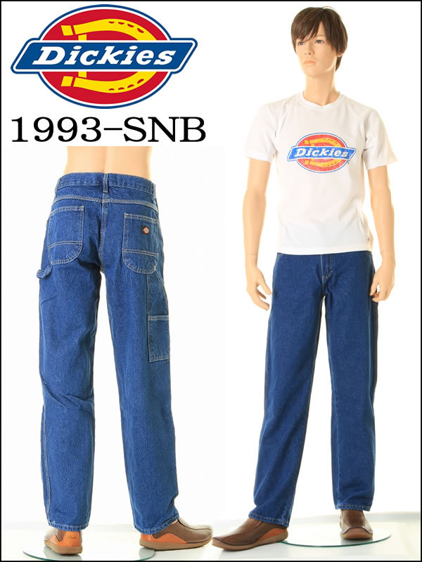 united kingdom nice cheap numerous in variety Irregular Dickies Dickies 1993-SNB 14 oz Stonewashed Carpenter Jeans  Carpenter painter