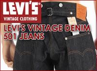 Levi's ORIGINAL 501JEANS