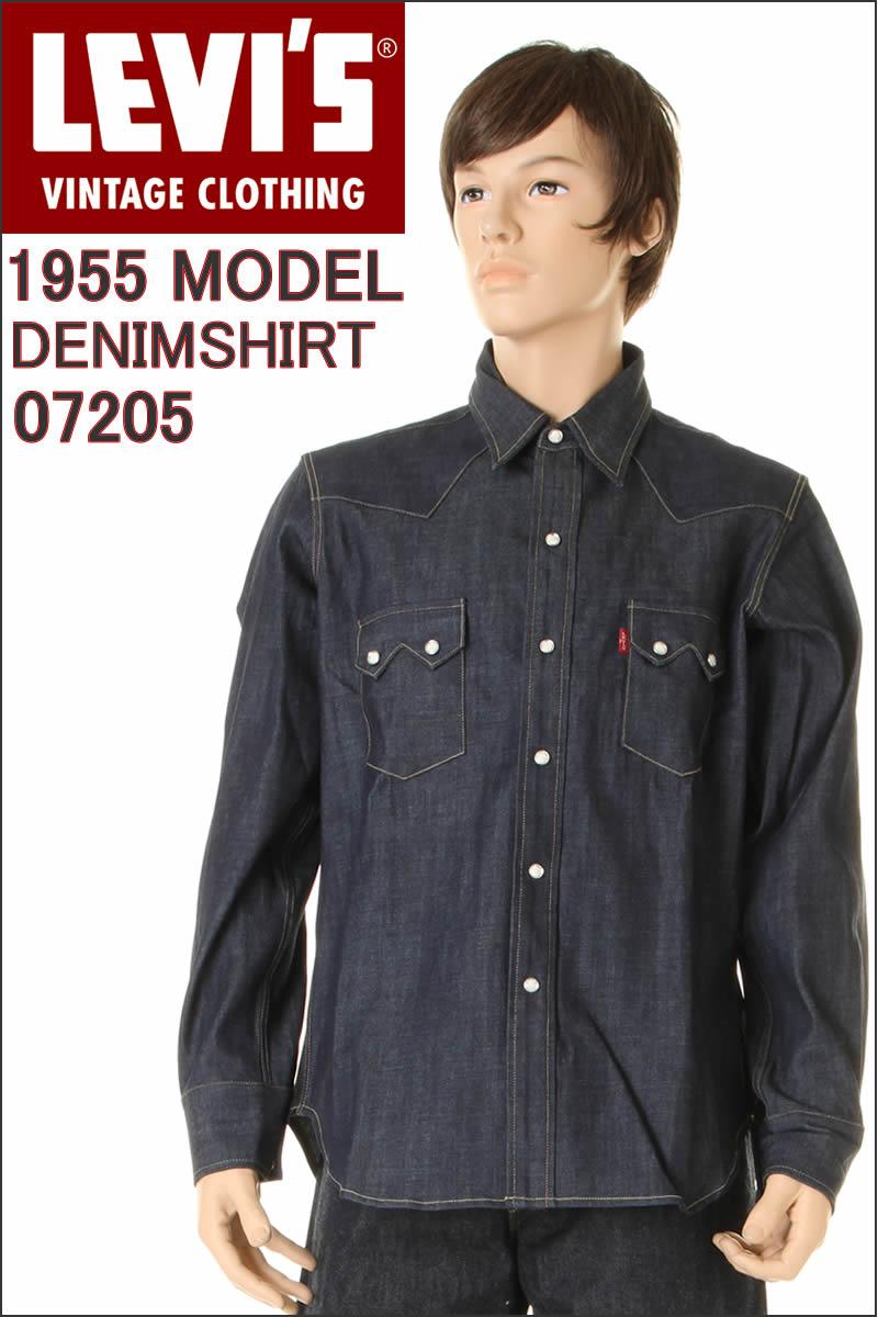 92f2557f threelove: Levi's vintage LEVIS VINTAGE CLOTHING 1955 Sawtooth Denim ...