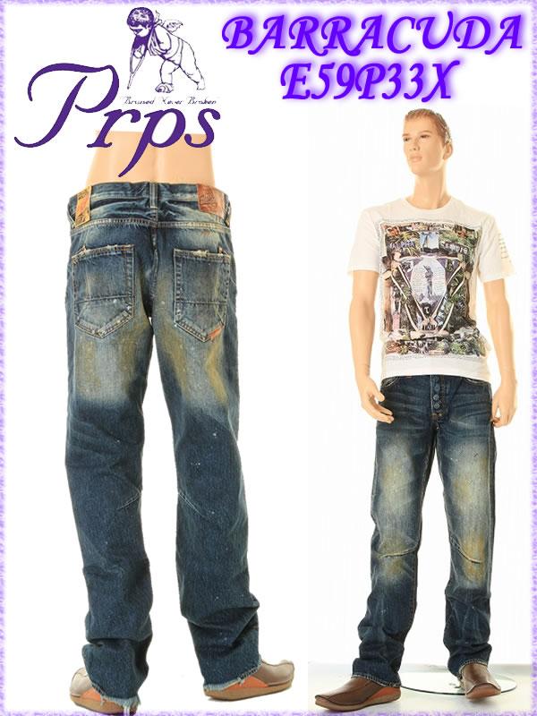 prps xx PRPS ベッカム 愛用ジーンズ PRPS BARRACUDA PRPS デニム PRPS ジーンズ バラクーダ ピーアールピーエス バラクーダ prps rambler prps ジャケット prps goods & co