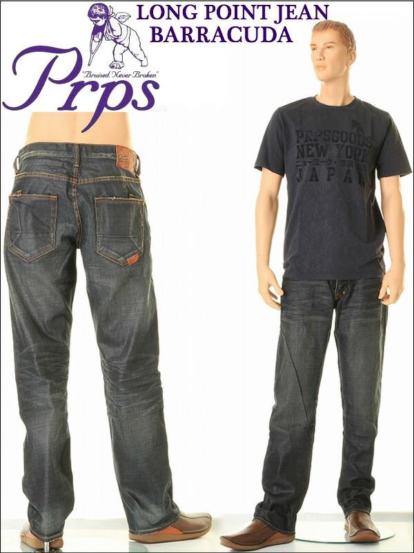 prps xx PRPS ベッカム 愛用ジーンズ PRPS BARRACUDA PRPS デニム PRPS ジーンズ Tシャツ ピーアールピーエス バラクーダ prps rambler prps ジャケット prps goods & co