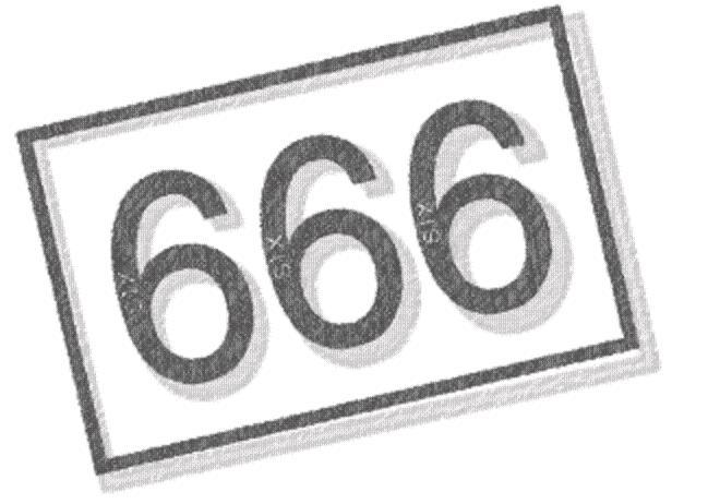 666正規取扱店THREE WOOD