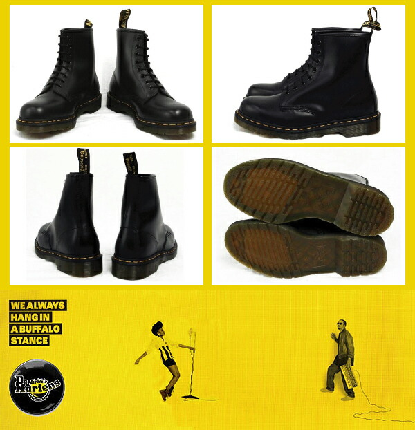 Dr.Martens( doctor Martin) regular dealer THREE WOOD