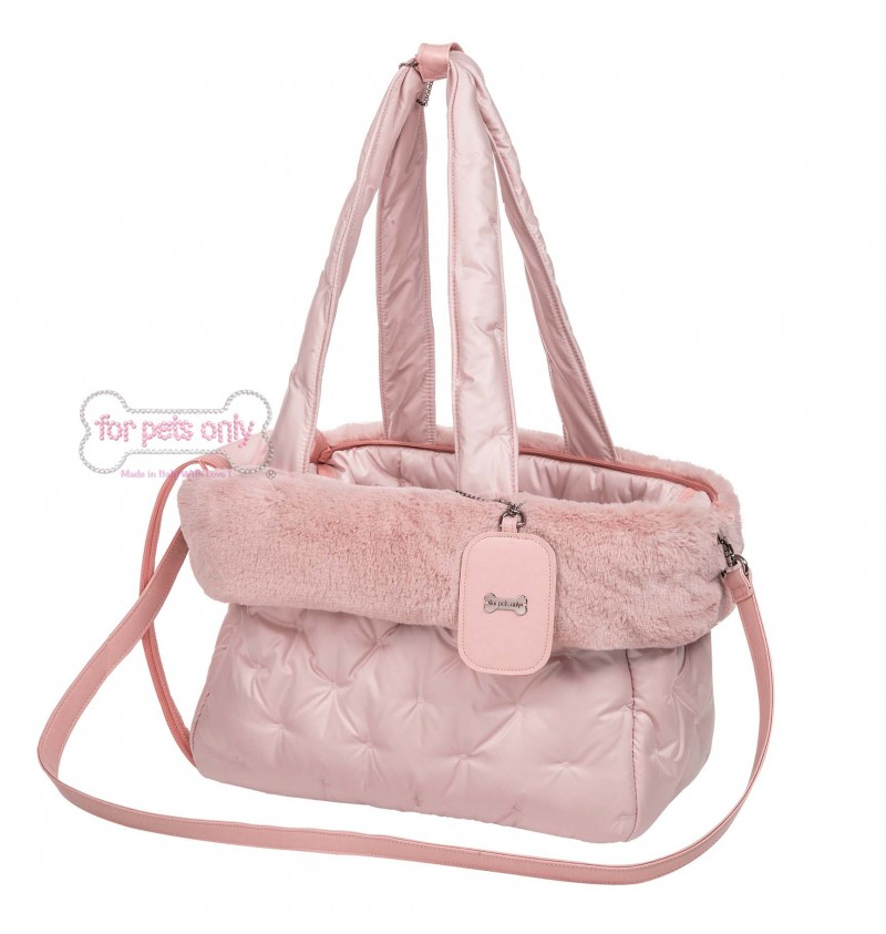 6-for pets only (フォーペッツオンリー) Winter Pink Bag (AI2019-B3-S)