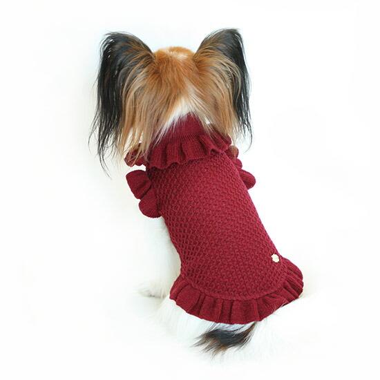 mimtto (ミムット) Polka-dot sweatshirt